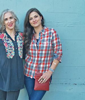 Photo Of Organic Clothing On Models In Portland - Paloma Clothing