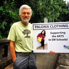 Photo Of Clothing Store Owner, Mike In Portland, OR - Paloma Clothing