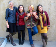 Image Of Women Wearing Organic Clothing In Portland - Paloma Clothing