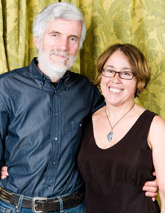 Photo Of Portland, OR Clothing Store Owners, Kim And Mike - Paloma Clothing