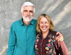 Kim Osgood and Mike Roach of Portland - Paloma Clothing